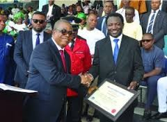 NORTHWEST PETROLEUM & GAS MD/CEO BAGS AWARD