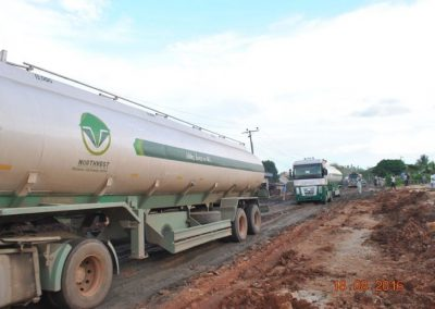 NORTHWEST PETROLEUM & GAS PROVIDES SOLUTION TO ROAD USERS - 2